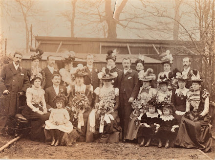A Family Wedding, March 1, 1899, London