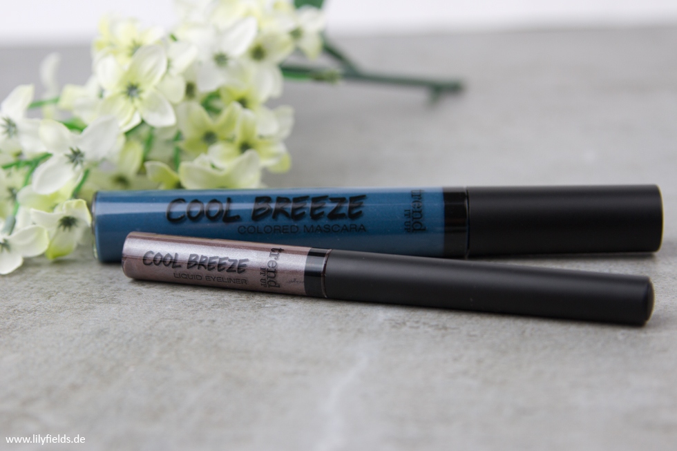 trend it up - Cool Breeze - Mascara & Eyeliner
