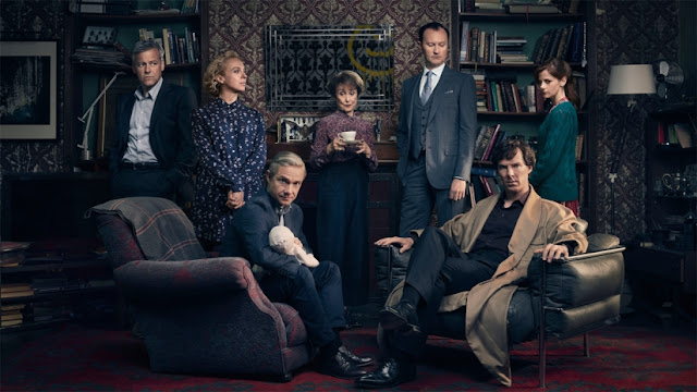 Análise Sherlock: The Six Thatchers (S04E01)