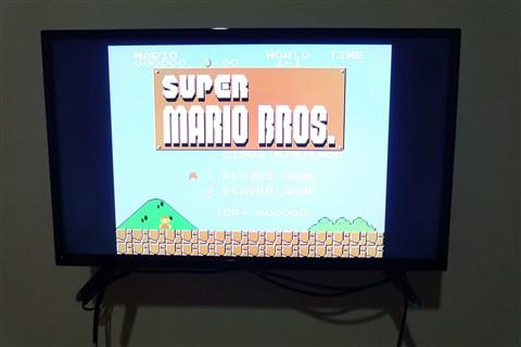 Super Mario Bros Nintendo Entertainment System