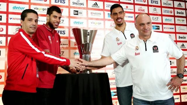 H ανάλυση του Τελικού (vid) -H Euroleague ετοίμασε ένα βίντεο για τον τελικό ανάμεσα σε Ολυμπιακό και Ρεάλ Μαδρίτης φιλοξενώντας μάλιστα δηλώσεις και του Γιάννη Σφαιρόπουλου.