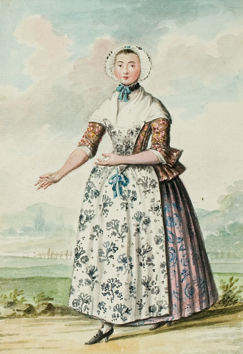 Designs From Time Historical Costumes: 18TH CENTURY