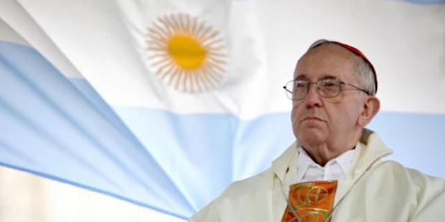 """Paus Fransiskus Tolak Bantuan Dana dari Argentina karena Ada Angka """"666"""""""