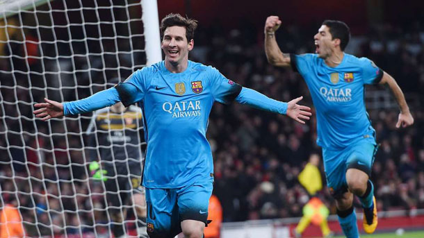 Messi es el segundo jugador de la Champions que menos corre por partido