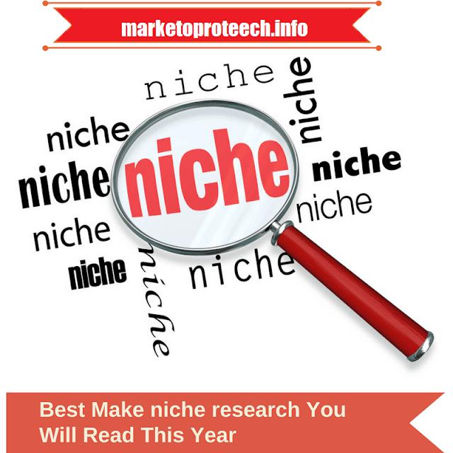 best niche research tutorial