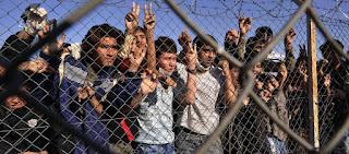 Γ.Ε.ΕΘ.Α: Ασφυκτιούν Κως, Σάμος και Λέσβος από τον υπερβολικό αριθμό παράνομων μεταναστών