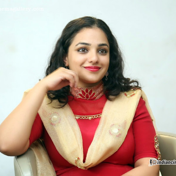 Nithya Menon latest hot photos