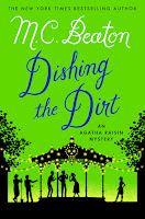 review of Dishing the Dirt by MC Beaton