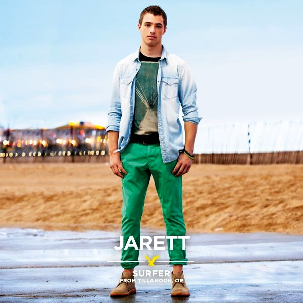 2a8eb536328d Spring-Summer Collection 2013 By American Eagle Outfitters