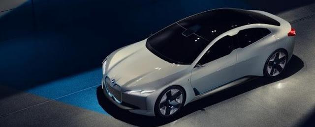 Electric Sedan