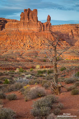 Valley of the Gods, Utah.