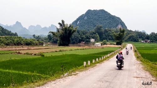Một số nguyên tắt đảm bảo an toàn khi phượt bằng xe máy