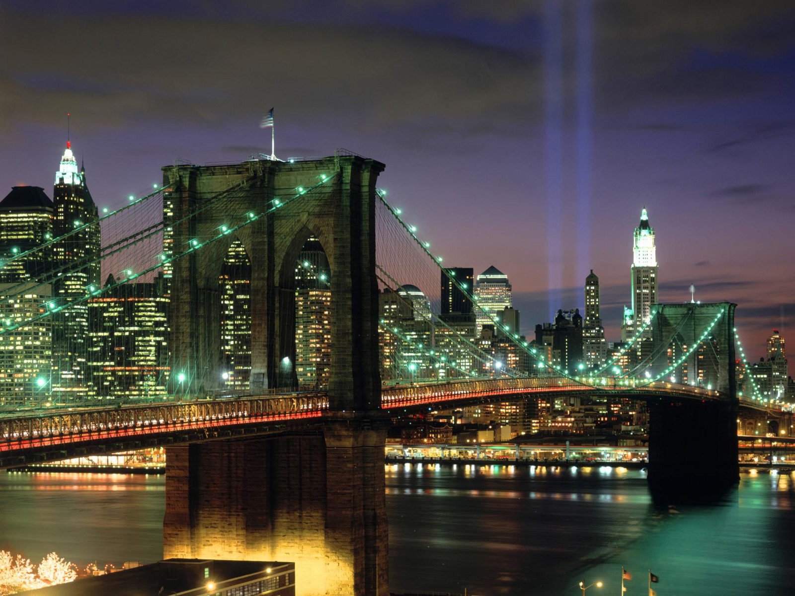 brooklyn bridge new york city world travel destinations. Black Bedroom Furniture Sets. Home Design Ideas