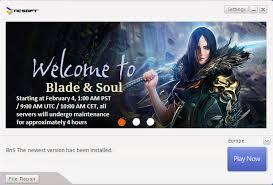 lỗi maintenance in progress blade and soul win 8 win 10
