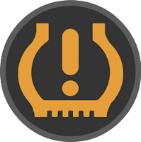 Tire-Pressure Monitoring System light