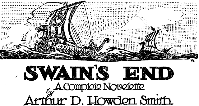 Swain's End - Adventure, 20 January, 1924