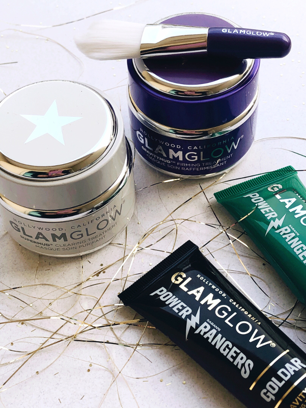 www.ourdubailife.com - Unboxing Day : What I Got For XMAS 2017 Glamglow