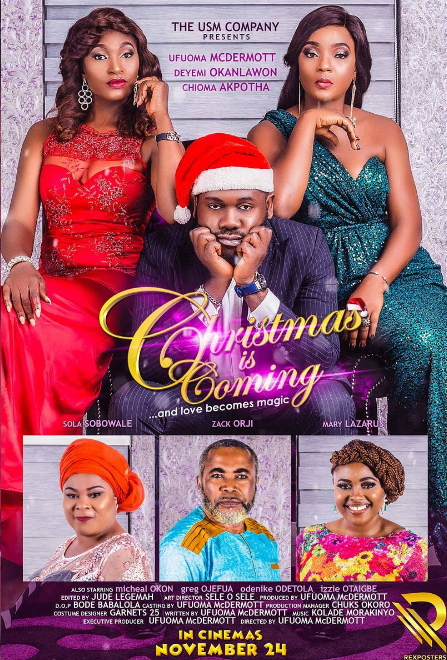 Christmas Is Coming Nollywood Movie