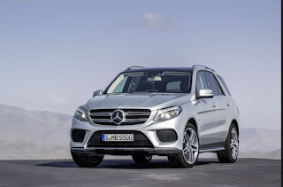2017 Mercedes-Benz GLE 550e Plug-In Hybrid