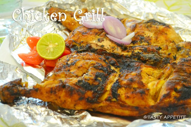 Grill Chicken