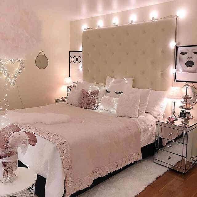 Decoraci n de cuarto estilo tumblr que debes probar elsexoso for Modelos de cuartos para senoritas
