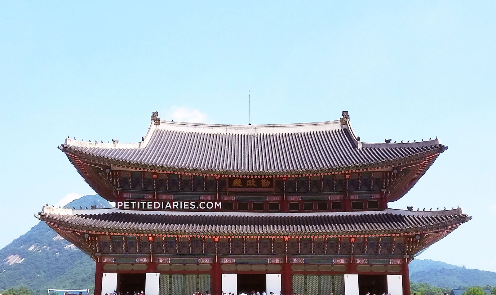 gyeongbokgung palace seoul review