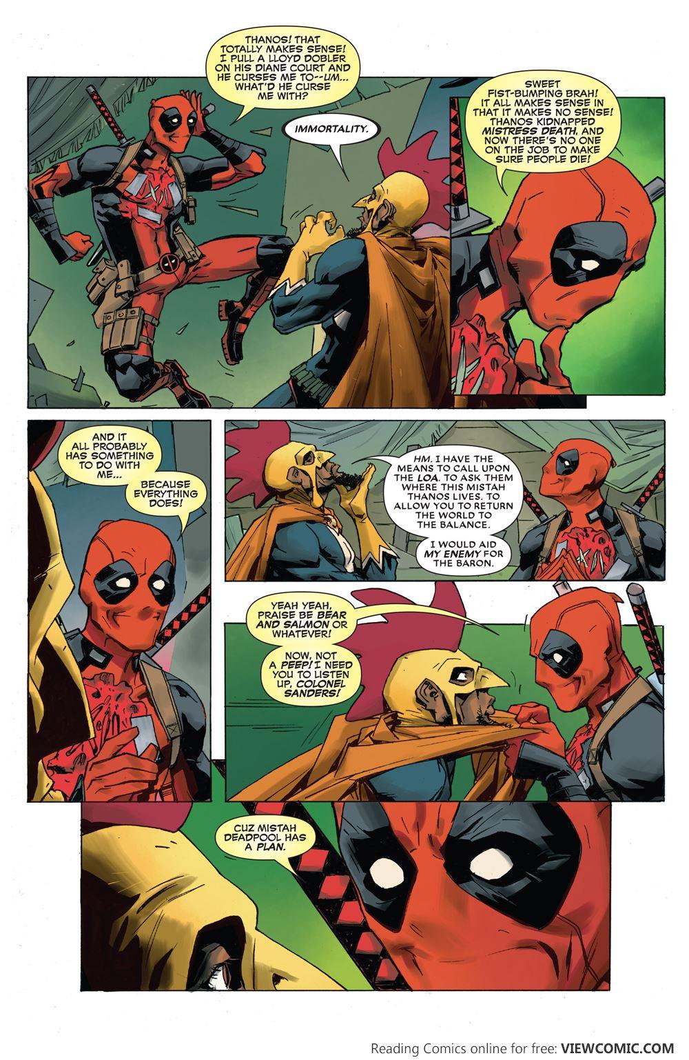 Fumetti Deadpool Pdf Ita