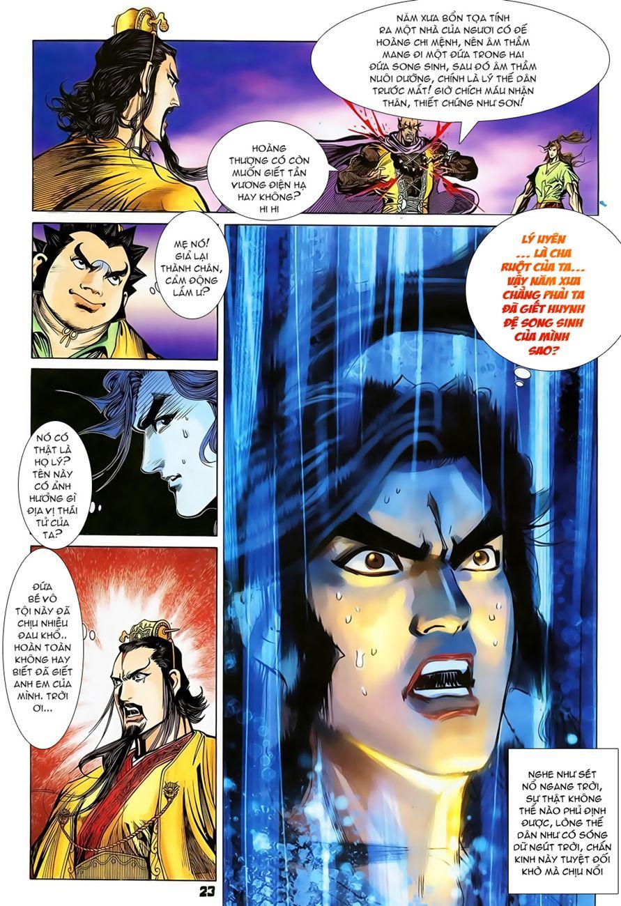 Đại Đường Uy Long chapter 71 trang 23