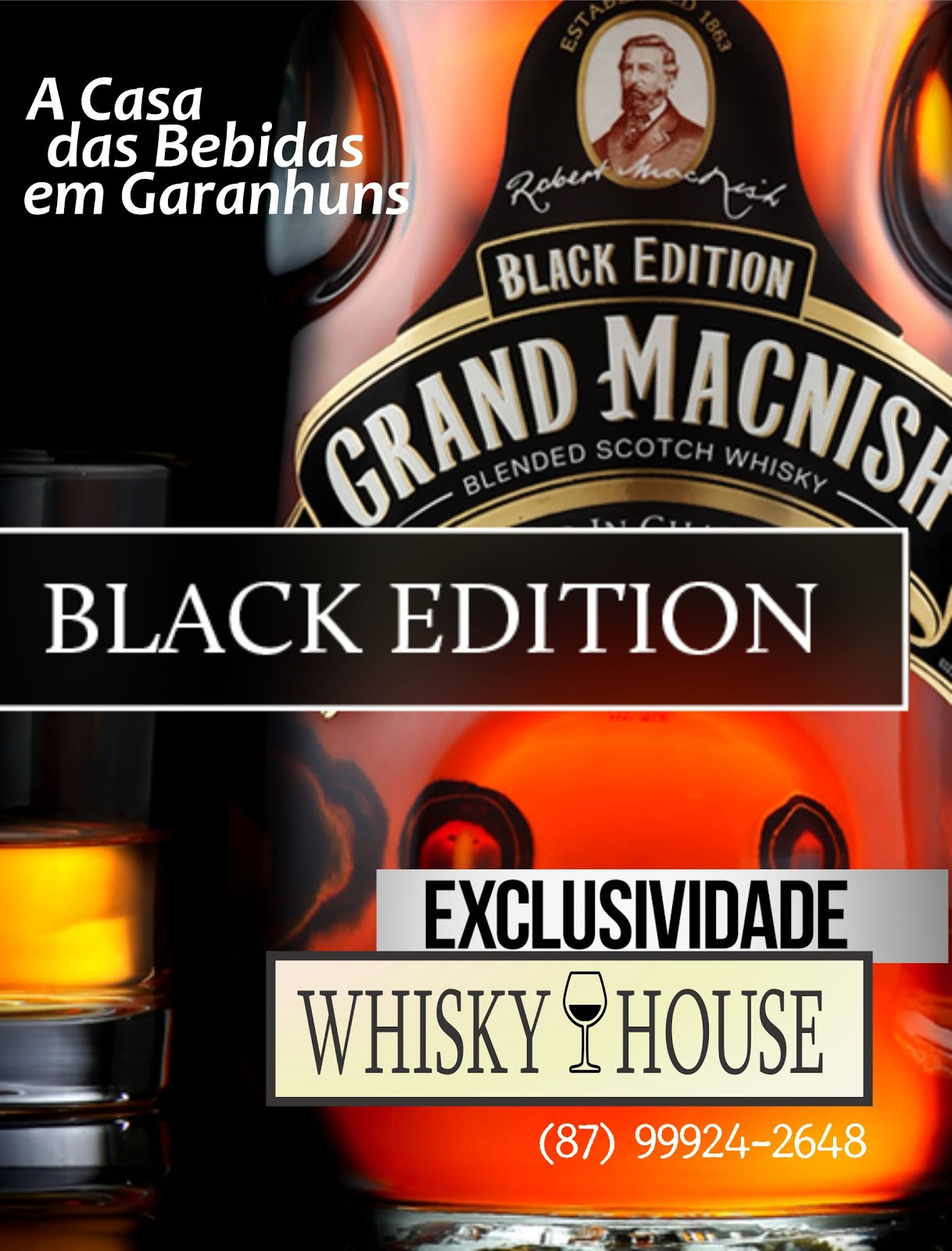 WHISKY HOUSE