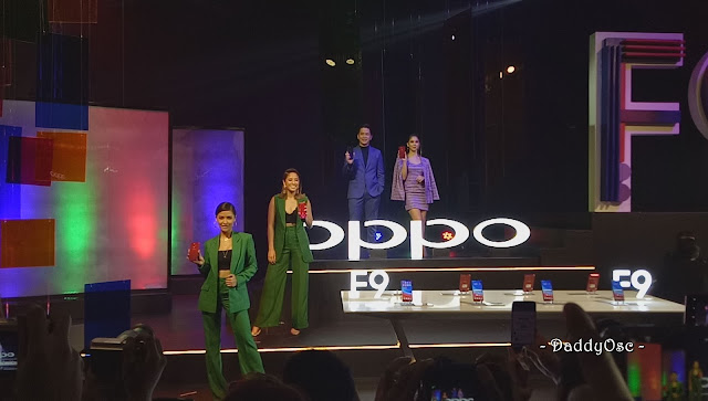 OPPO F9 Celebrity Endorsers and Influencers