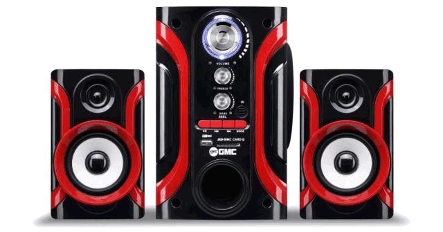 Speaker Aktif GMC 888L Bluetooth