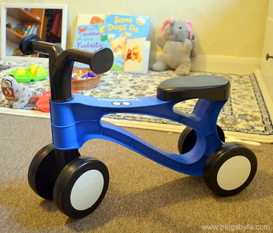 toodlebike pre-balance ride for toddlers