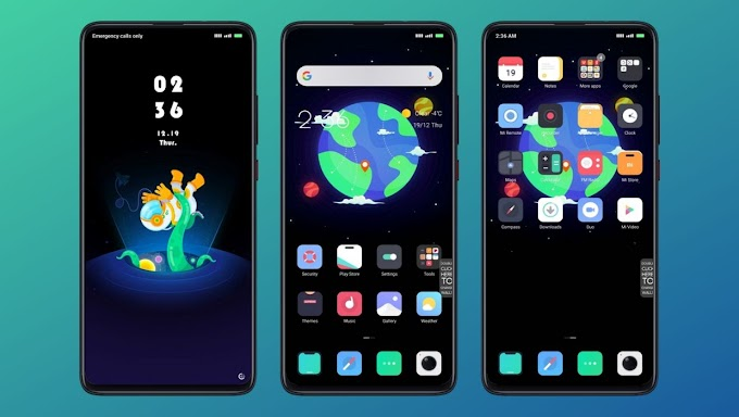 Light xDark Ui v11 MIUI Theme for An Attractive look on Your Devices