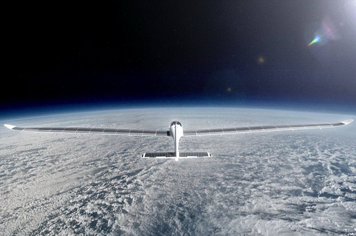 Tinuku.com First flight SolarStratos solar-powered aircraft into stratosphere