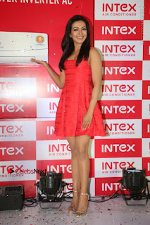 Actress Catherine Tresa Unveils Intex Air Conditioners  0260.jpg