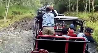 Jeep Merapi Lava Tour