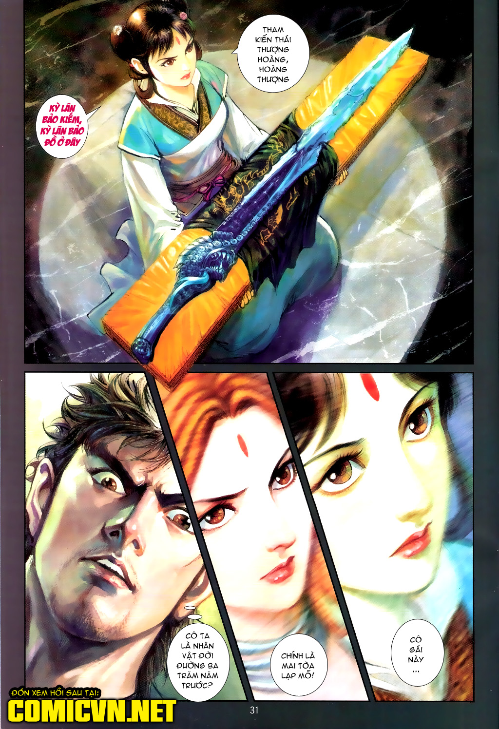 truyện tranh thiết tướng tung hoành Chapter 62/