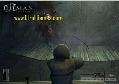 Hitman 3: Contracts - PC Game Download Free Full Version