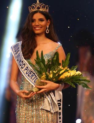 Stephanie Del Valle- MISS WORLD 2016- Official Thread PR2