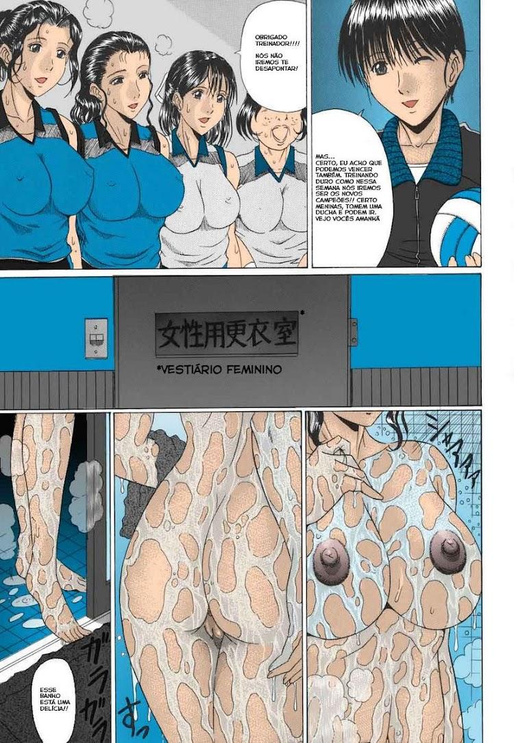 Hentai treino intensivo