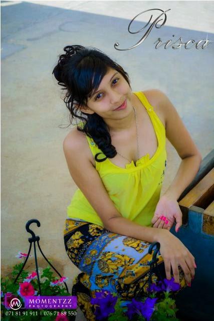 Prisca Nirmalee Bikini