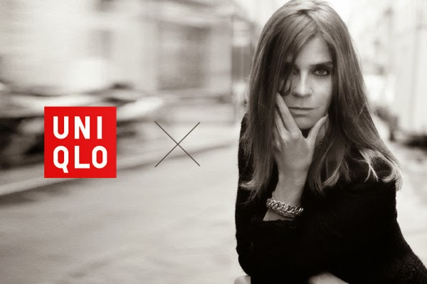 Uniqlo x Carine Roitfeld for FW15