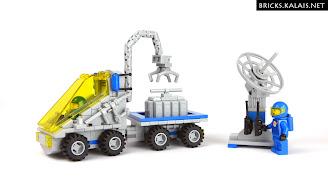 [MOC] Mały transportowiec i radar
