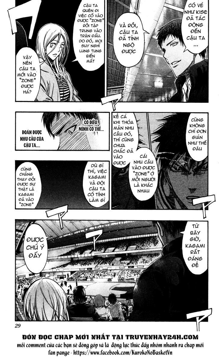 Kuroko No Basket chap 164 trang 3