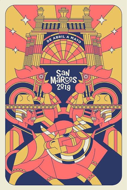 cartel ganador feria san marcos 2019