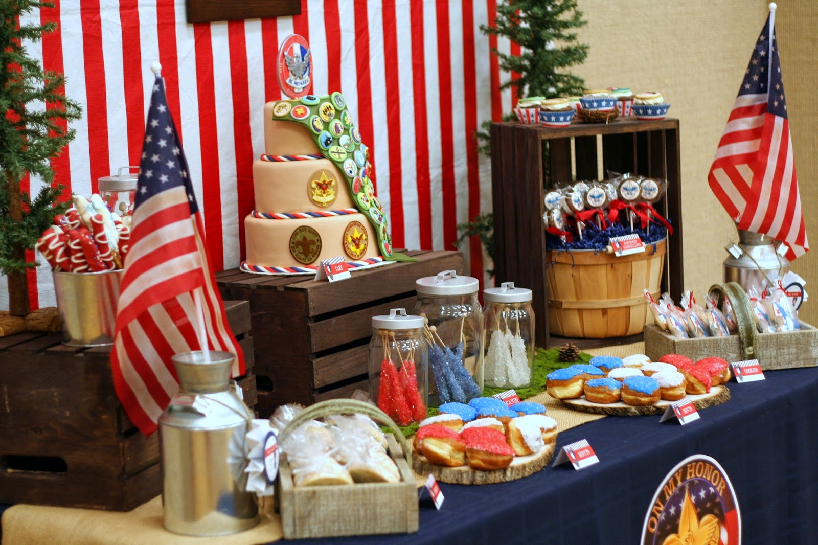 christina's chair covers and sashes crushed velvet kitchen the carver crew an eagle scout court of honor