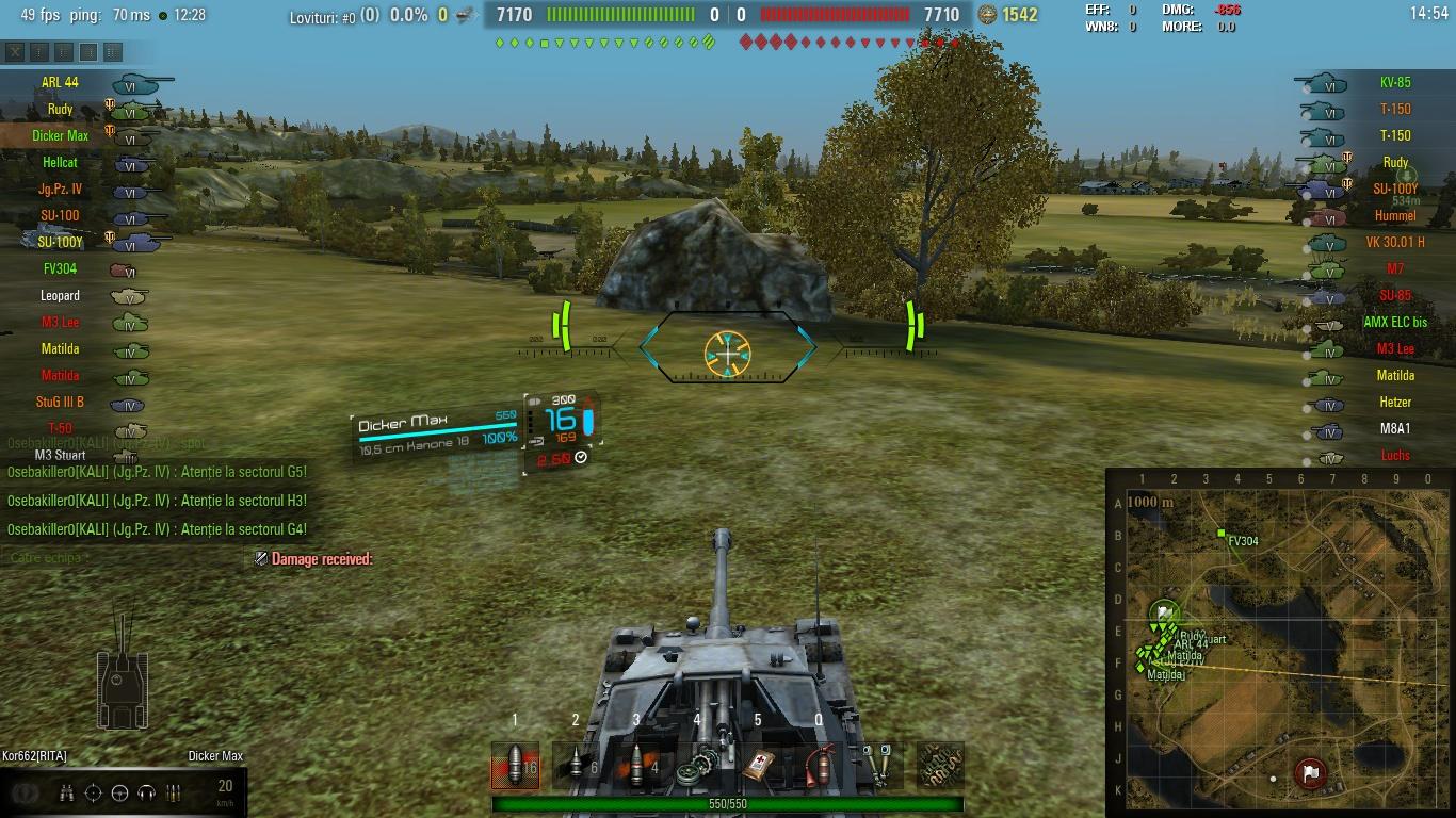 modpack world of tanks