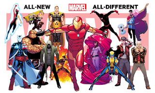 New Marvel Universe