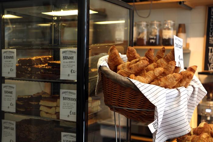 Jordy's Bakery Rotterdam Croissants
