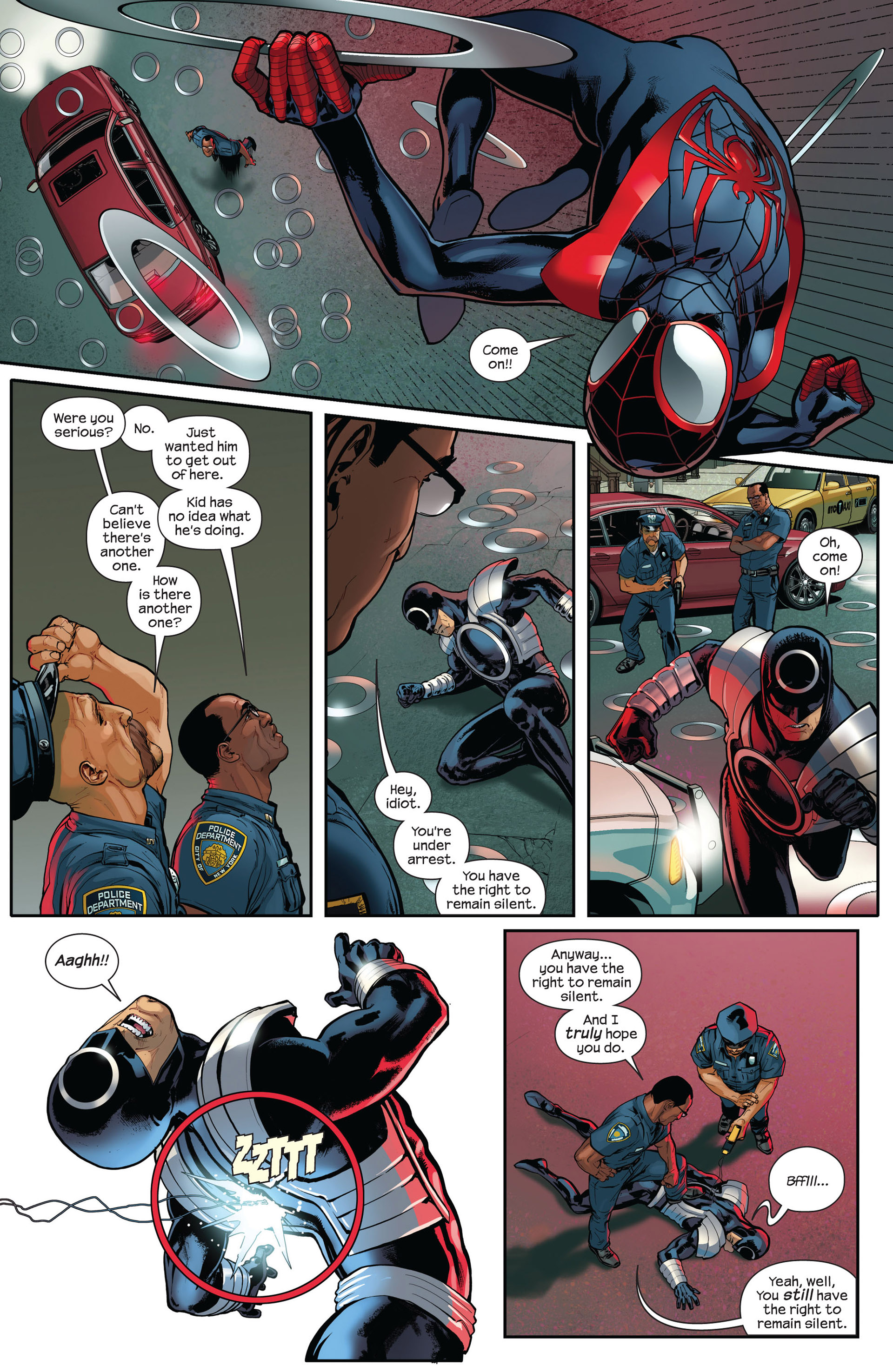 Read online Ultimate Comics Spider-Man (2011) comic -  Issue #9 - 6